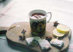 Lovely set up :) TEA