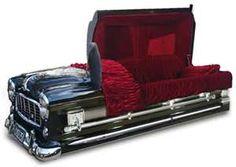 55 CHEVY, Coffin Car