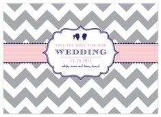so easy to mock this up for our own wedding - use chevaliar becker stripe font or similar and copy the motif from out invites around our monogram. EASY! <3