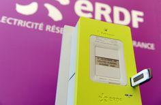 ENERGIE - compteur connecté : Linky d'ERDF seront fabriqués par Toshiba en France !