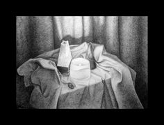 #candle #candlelight #pencildrawing #academic #art