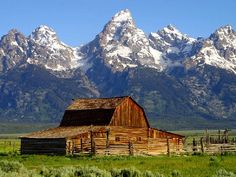 ranches and mountains