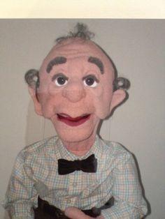 Ventriloquist puppet - matpuppets.com