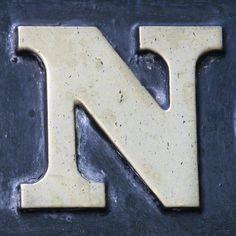 letter N, via Flickr.