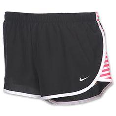 The Nike running shorts.
