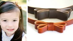 An easy tutorial to make a super-cute headband. Instructions for adult or toddler sizes included.