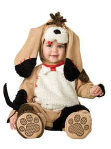 Baby costumes and infant costumes for Halloween and for playtime! Dress your child in one of our great baby costumes this year! Dog Costumes For Kids, Animal Halloween Costumes, Toddler Costumes, Halloween Outfits, Halloween Kids, Infant Halloween, Costume Christmas, Halloween 2014, Baby Puppy Costume
