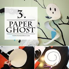 3 Last-Minute Halloween Decorations | Wonder Forest