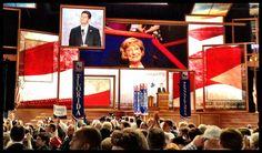 Paul Ryan delivering his speech.