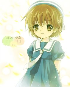 Clannad After Story - Ushio <3
