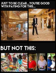 Sad! And what's even worse is that the taxpayers money is being spent on protecting Melania who insists on living in that golden penthouse because the White House isn't good enough for her... or maybe it's just because she can't stand to be with her a**hole husband.