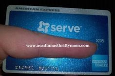 GET $50 FROM AMERICAN EXPRESS® SERVE