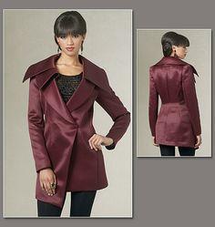 MODERN GUY LAROCHE Vogue 1211 Designer by DesignRewindFashions, $18.00