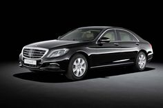 Mercedes-Benz Reveals the Amored S600 Guard