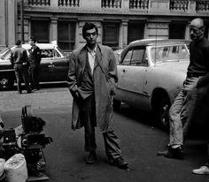 Kubrick, downtown Manhattan, 1955