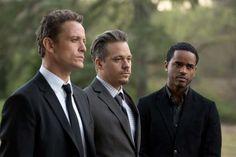 "NBC's midseason drama ""Game of Silence"" stars David Lyons, Michael Raymond-James and Lorenz Tate - NBC"