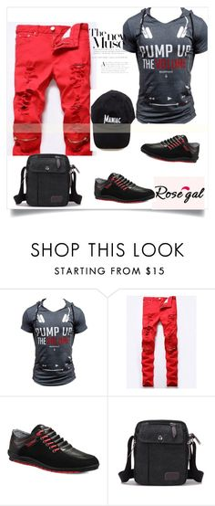"""""""Rosegal  29"""" by dzenanlevic99 ❤ liked on Polyvore"""