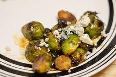 Cherry Chipotle Brussel Sprouts Welcome to the first of many posts as part of Spicy, Sexy, Saucy Bites - a collection of recipes brought to you by 20 incredible bloggers. Triple S is the brainch...