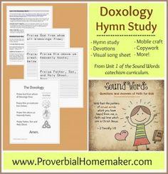 Doxology Study