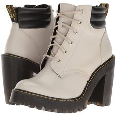 59ff60829a13 Dr. Martens Persephone (Soft Grey) Women s Shoes ( 85) ❤ liked on