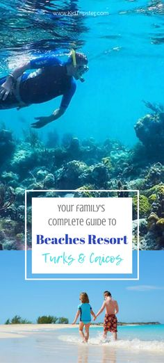 Resort Turks & Caicos Everything you need to know about Beaches Resort Turks & Caicos - one of the world's best all-inclusive resorts.Everything you need to know about Beaches Resort Turks & Caicos - one. Best All Inclusive Resorts, Family Resorts, Beach Resorts, Beach Vacations, Toddler Travel, Travel With Kids, Family Travel, Small Ship Cruises, Caribbean Vacations
