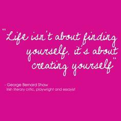 How do you want to create yourself? www.fernwoodfitness.com.au #inspiration #motivation