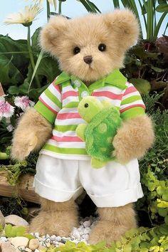 Gay looking Bear, great for outdoor picnics and gay pride parades