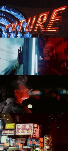 As Tears Go By, Dir. Wong Kar-wai, 1988
