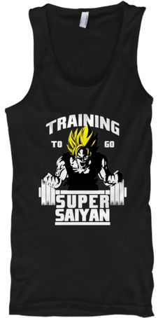 LIMITED EDITION TRAINING SUPER SAIYAN