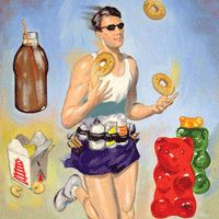 Healthy Eating Tips for Runners