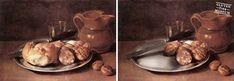Gluten-Free Art Museum exhibits famous artwork without gluten