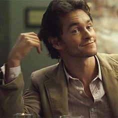 Hugh Dancy is too adorable The Jane Austen book club