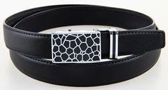 Fashion Genuine Leather Belt For Ladies Automatic Belt Womans Waist Straps Black Red White Rachet Belt New Designer Style Belts