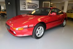 1991 Toyota MR2 GT 2.0 Coupe 6,000 MILES 1 Owner in Crimson Red from Woldside Classic and Sports Car in Louth, Lincolnshire, UK