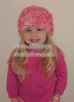 Foxy Hat free crochet pattern