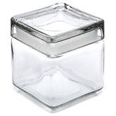 Found it at Wayfair - Stackable Square Jar