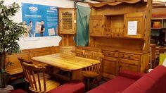 Schöne Möbel bei HIOB Langenthal  #Schnäppchen #Trouvaille