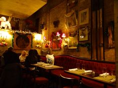 NYC's most decadent theme bars #nyc #bars #out and about