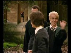 Harry Potter - Bloopers 2 wish you could hear the actors.