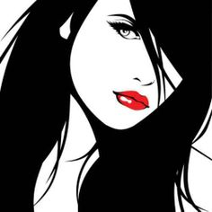 Hair salon Illustrations and Clipart. Hair salon royalty free illustrations, drawings and graphics available to search from thousands of vector EPS clip art providers. Painting Templates, Stencil Painting, Arte Pop, Woman Face Silhouette, Fashion Silhouette, Pop Art, Desenho Tattoo, Silhouette Vector, Girl Face