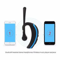 Original BH790 Earphone Bluetooth 4.1 Wireless HD Stereo Headset Stereo Wireless Earpiece For ipohne 6 6s For Samsung Smartphone | #HeadphoneSamsung