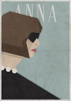 An Anna Poster | 29 Amazing Pieces Of Anna Wintour Fan Art