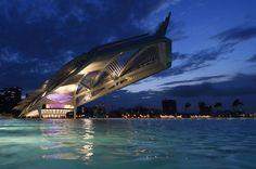 Museu do Manhã: Polêmico arquiteto espanhol impulsiona a transformação do Rio | Cultura | EL PAÍS Brasil Móvel