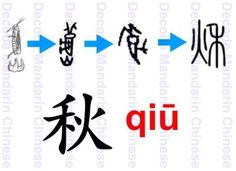Learn Mandarin Chinese much easier, faster and better in less time. Learn Mandarin, Chinese Words, Decoding, Pictogram, China, Concept, Writing, Learning, Character