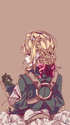 Violet Evergardern