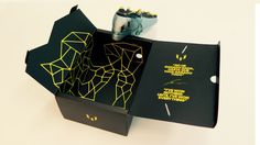 Leo Messi Shoe Box on Packaging of the World - Creative Package Design Gallery