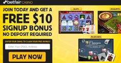 New Jersey residents, enjoy a FREE $10 sign-up bonus just for registering! Try all our casino games for free and experience the thrill, on...