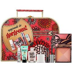 Benefit Cosmetics Upgrade to Gorgeous!