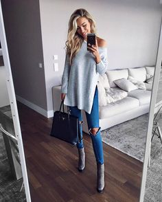 Love this outfit! YES? credit @janinewiggert #americanstyle