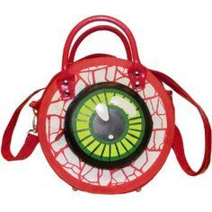 Amazon.com: Kreepsville 666 Horror Gothic - Eyeball Bag Purse: Clothing